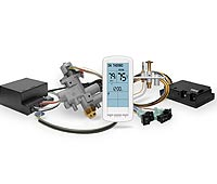 Gas control system for heater - Ecoflow series