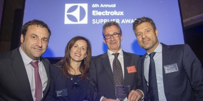 Copreci finalist at the Electrolux Group Innovation Awards