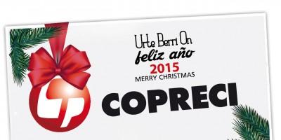 URTE BERRI ON-MERRY CHRISTMAS-FELIZ NAVIDAD