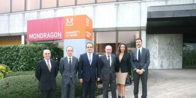 The Ecuadorian Competition Minister visits Copreci