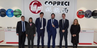 The Basque Government Delegation visits Copreci Kunshan
