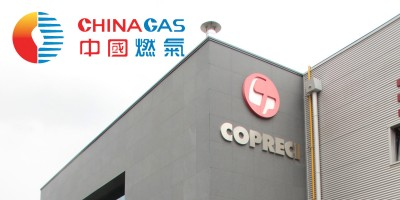 China Gas visits Copreci on the occasion of the Technical Committee ISO / TC 16