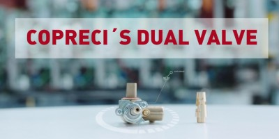 New video of Copreci´s dual valve