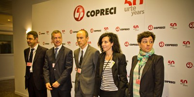 Copreci celebrates its 50th anniversary