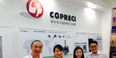 Copreci attended the Canton Fair 2015