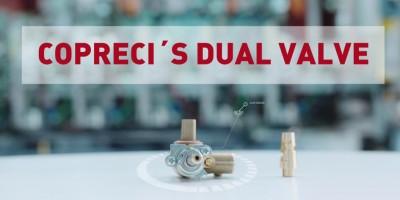 New video of Copreci´s dual valve
