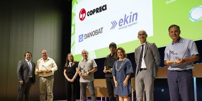 Copreci receives recognition for its work in the last 56 years