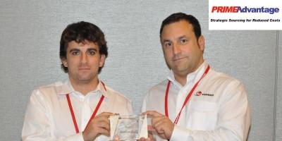 Copreci awarded in the Prime Advantage Fall Conference 2013 (3)